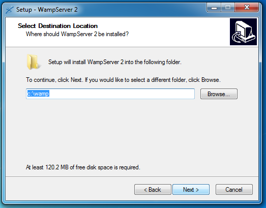 Wampserver 2. 0 free download for windows 7 32 bit.
